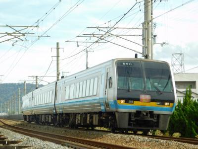 2019秋の乗り放題、カツオに呼ばれてオフ会へ!vol.3(香川で列車を撮ろう編!)