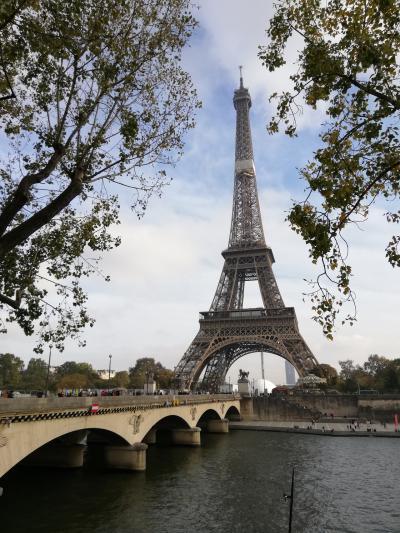 なぜかハノイ経由で、リスボン・パリの旅 (7)パリの一面を見る 最後の2日