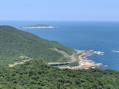 基隆小旅行3 大武ロン(山かんむりに侖)砲台