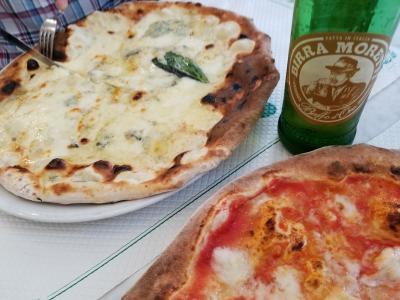 ピザが食べたいの~ナポリ (2018/7 インチョン・ミコノス・ナポリ⑤)