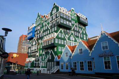 オランダ・GWに行くチューリップと風車の旅 ① (ザーンダム)