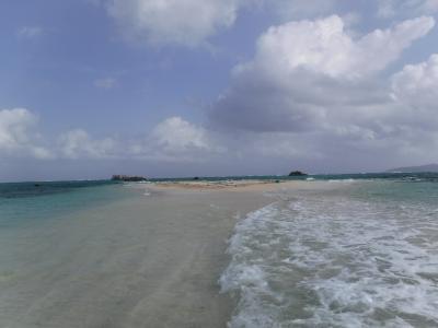 夏旅5 石垣島から幻の島へ上陸&シュノーケリングツアー!海を満喫!