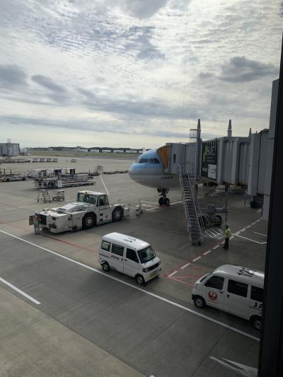 大韓航空でソウル旅