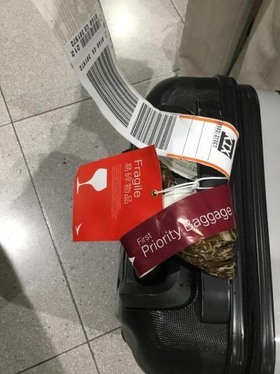 カジノをしない、初めての海外旅行 IN香港   改め ラウンジホッピングの旅 IN香港  その1