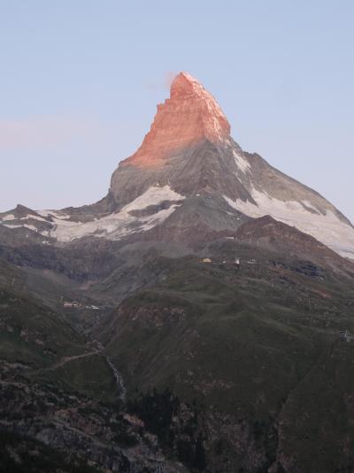 スイス・ツェルマットを拠点にトレッキングざんまいの旅♪ ⑥リッフェルアルプ・リゾート2222mは素晴らしかった!