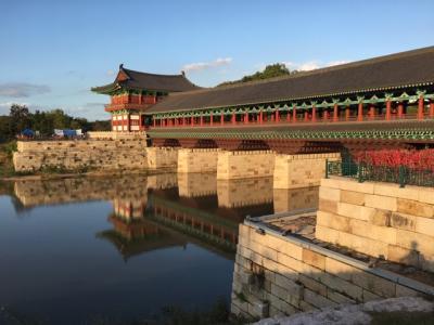 21回目の韓国は、初秋の慶州・大邱・釜山へ~(2)新羅の古都・慶州をレンタサイクルで!