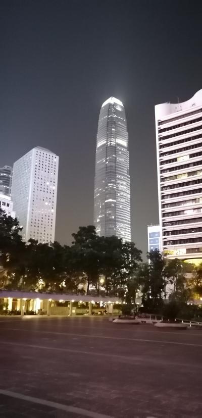 デモ!でも行ってきた香港3泊4日 その1(ひとり合流、嵐の前の1日編)