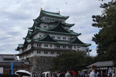 名古屋城中心の名古屋観光