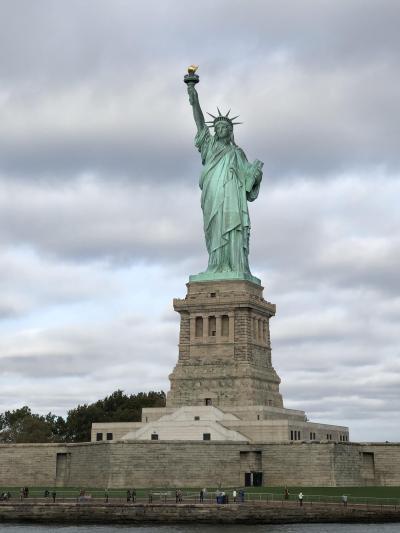 アメリカ4  ニューヨーク2  - 女神様 ボートとセットで バッテリー -