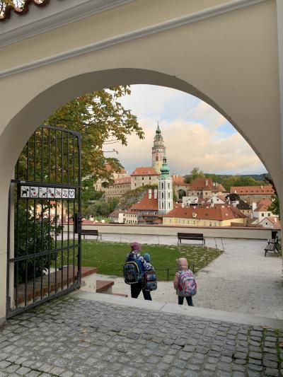 猪突猛進⑤プラハへ行こう!チェスキークルムロフにGO。
