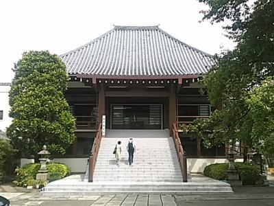 神社・お寺天国の日暮里を巡る