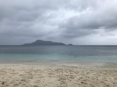 今年最後の慶良間の旅~またかよ台風サバイバルの巻 2日目