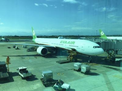 2019夏旅@4泊5日台湾旅行!DAY5!エバー航空で日本に帰ります!
