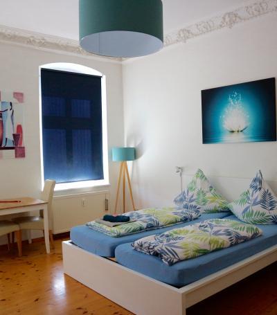 ベルリン/アパートメント滞在記~はじめてのAirbnb