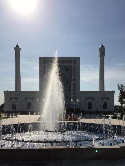 初めてのウズベキスタン5日目(タシケント)