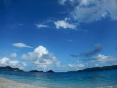 今年最後の慶良間の旅~またかよ台風サバイバルの巻 3日目