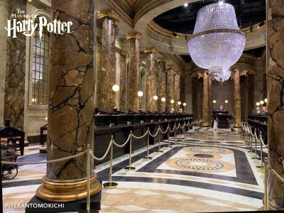 2019年夏、ロンドン・パリ親子旅 2日目 ハリポタと自然史博物館と科学博物館