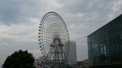 横浜で食事と東京宿泊
