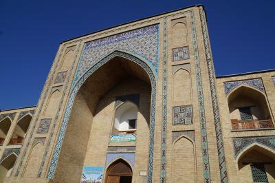 魅惑のウズベキスタン一人女子旅①