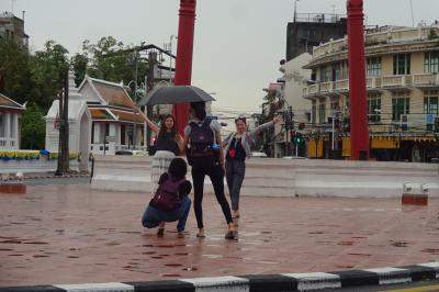 9万5千円で2週間、タイの遺跡やラオスを巡り、東南アジア初心者のシニア婦人たちをエスコートする旅(22/22)最終日のバンコク