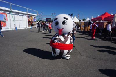 F1日本GPを見に行ってみた。