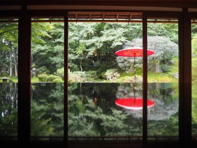 滋賀の旅【旧竹林院&ラコリーナ&朝ドラ信楽巡礼の旅】