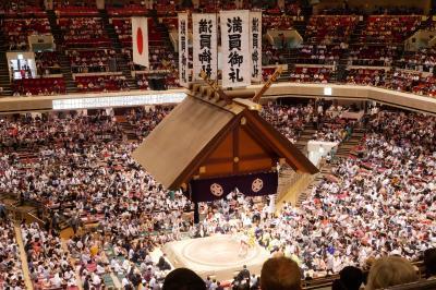 20199 東京だよ、おっかさん!①…初めて乗る新幹線、浅草、相撲観戦と張り切る84歳