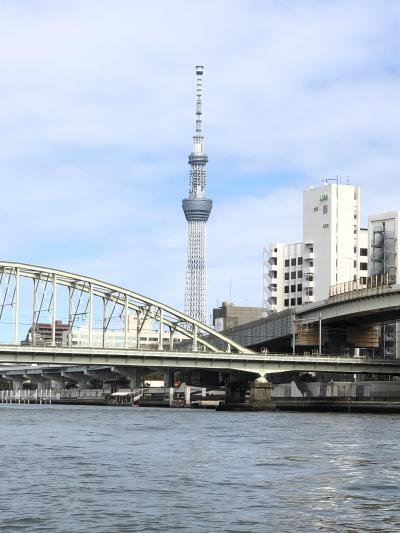 486-東京だよ、おっかさん③…皇居・上野動物園・お座敷船で隅田川クルーズ