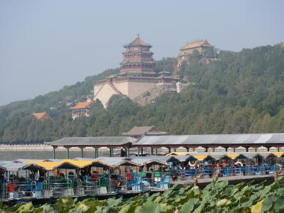 中国建国70周年の北京・天津を巡る8日間の旅(1)頤和園編