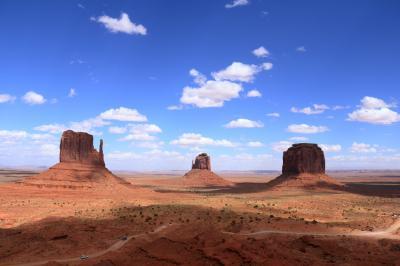 """ゆったり巡る""""アメリカ国立公園 ヨセミテとグランドサークル10日間""""の旅に行ってきました! №4 6~7日目 モニュメントバレー編"""