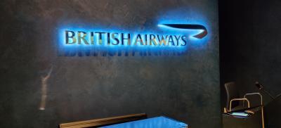 サンフランシスコ国際空港 SFO British Airways Lounge訪問記