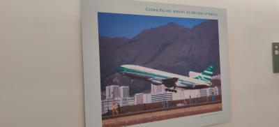 サンフランシスコ国際空港 SFO CX Cathay Pacific Lounge訪問記