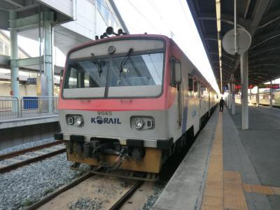 第50回海外旅/パンスタークルーズ[復路]&釜山・その2.釜山散策&列車で蔚山へ。