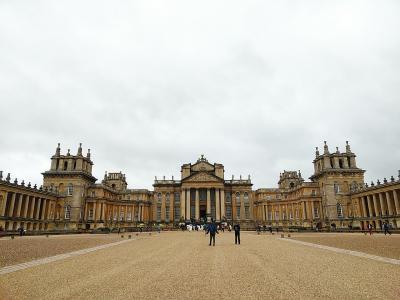 アイルランド・イギリス2019夏旅行記 【14】オックスフォードおよびその周辺1(ブレナム宮殿)