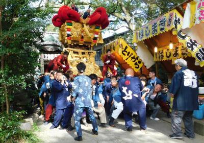 2019年 令和元年度 伊予三島(現 四国中央市)秋祭り