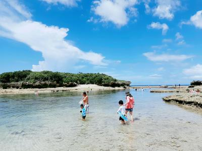 2019年9月1日 沖縄旅行三日目後半(備瀬)
