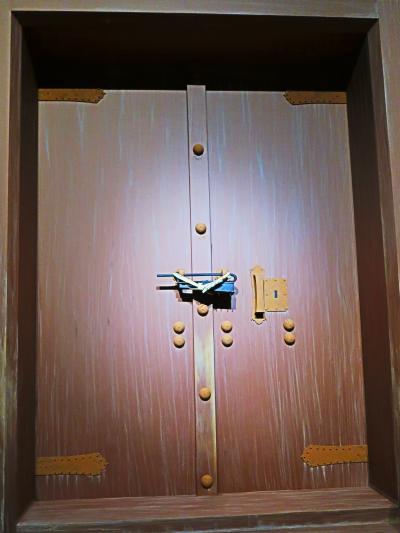 東京国立博物館-3 正倉院の世界-皇室がまもり伝えた美 ☆勅封-再現/琵琶-模造は撮影OK