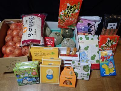 新日本海フェリーで行く北海道 ③お土産積んで帰ろうか