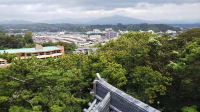 秋田県・山形県の城と御朱印巡り