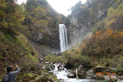 温泉と三段紅葉を求めて平湯、上高地へ GO!!