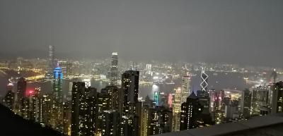 デモ! でも行ってきた香港3泊4日 その2 (デモ当日5時間前の静けさとこれまでの爪痕)
