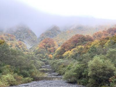 国立公園大山 秋の紅葉散策 2019.10.22