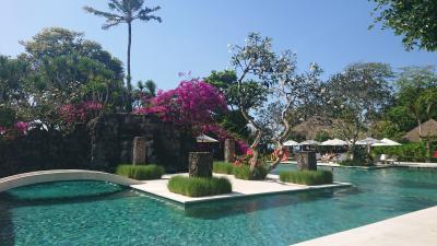 母娘でリニューアル後のHyatt Regency Baliに滞在する2泊4日の初バリ島~3日目&4日目~