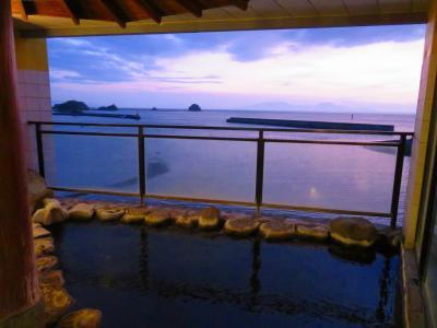 【宿泊レポ☆67】《1日目-4》有明海を望む高台に建つ東洋九十九ベイホテル