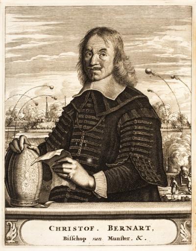 番外編:「大砲ベルンハルトとか、爆弾ベルンハルト」とオランダ人に畏怖されたミュンスターのガレン侯爵司教のこと