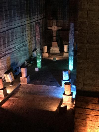 宇都宮、大谷資料館と茨城の旅1日目