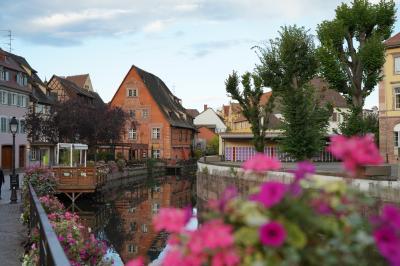 アーヘン、ケルンから始まるロマンチック街道+フランス-ストラスブールとコルマール episodes6 final