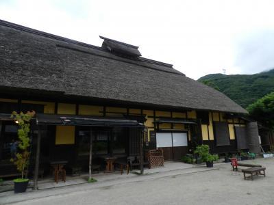 大内宿のカフェ『分家玉や』~帰路◆2019年7月・家族で行く南東北旅行《その7・最終章》