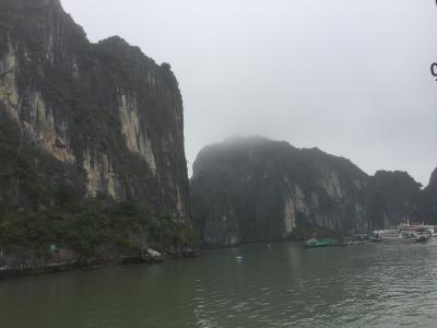 タイ&ベトナム1か月滞在記5 ベトナム・ハノイ&ハロン湾編