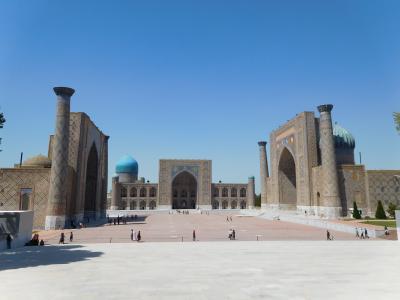 ウズベキスタン旅行記 5 サマルカンド